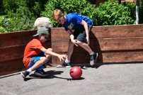 Octoball is always crazy popular for all age groups.