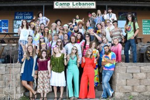 "Many of the staff members were young campers for the 2006 ""Real Life"" theme summer!"