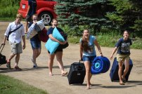 Senior High week is the highlight of the summer for many campers! (We're all pretty excited!)