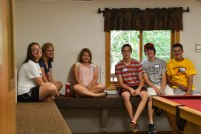 This week is a big change of pace for junior staff who are campers during this session!