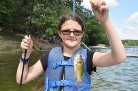 Super Kids love fishing!