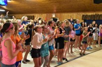 We had a lot of fun jumping around and singing at the beginning of rules and during chapel!