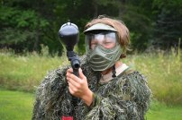 Paintball is serious business.