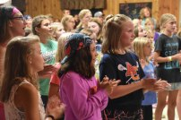 Our first chapel was a lot of fun!